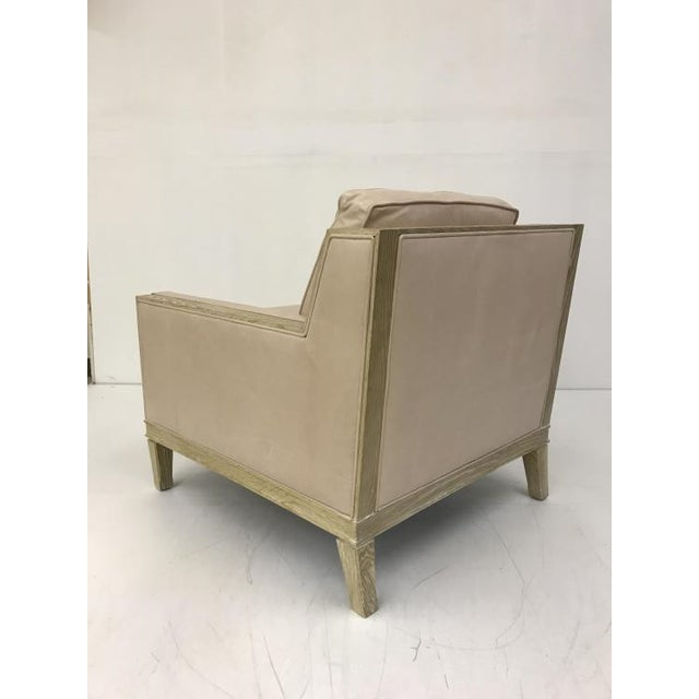 Transitional Thomas O'Brien Stradling Chair for Century Furniture For Sale - Image 3 of 4