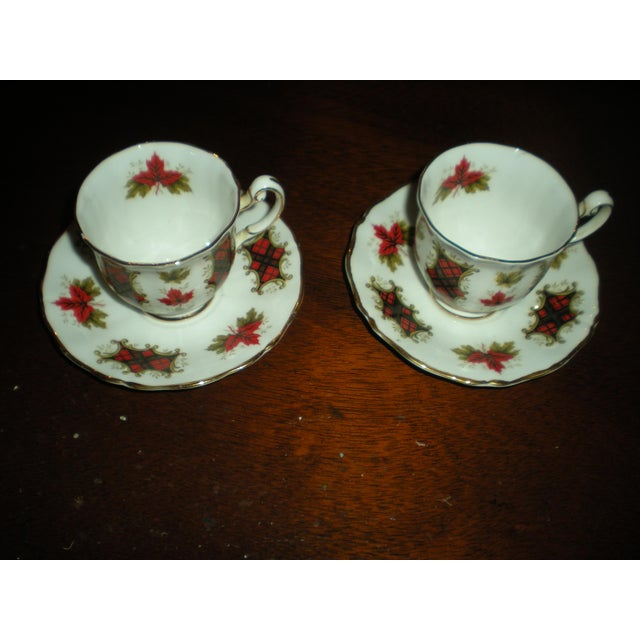 Royal Adderley Tea Cup & Saucer - A Pair - Image 6 of 6