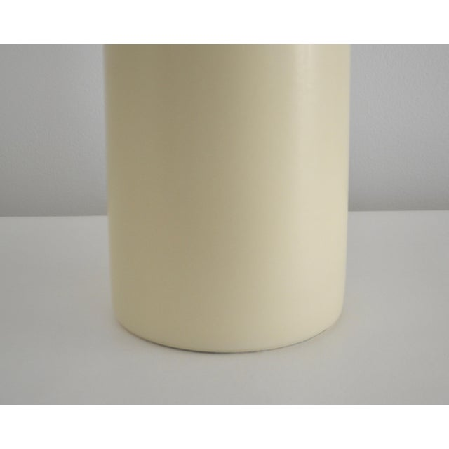 1960s Mid-Century Bottle Form Table Lamp For Sale - Image 9 of 12