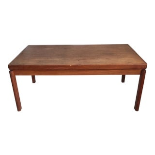 Table - Coffee Table - Vintage Pine For Sale