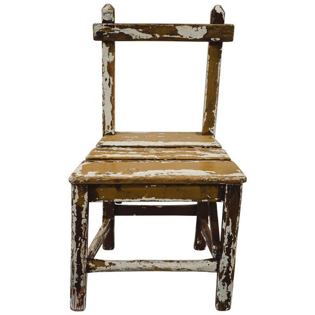 Vintage Child's Chair For Sale - Image 13 of 13