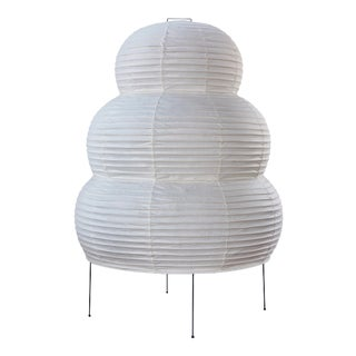 1950s Isamu Noguchi Akari 25N Floor Lamp For Sale