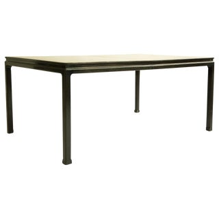 1940s Mid-Century Modern Edward Wormley Dining Table For Sale
