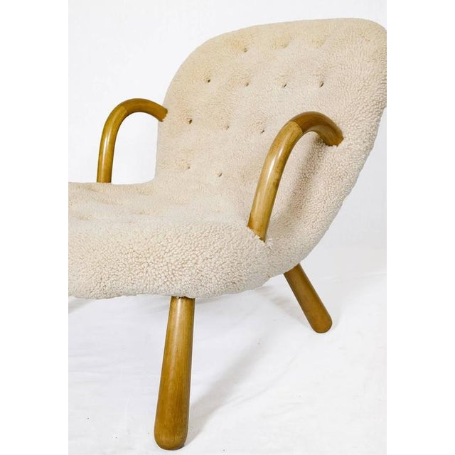 "Philip Arctander ""Clam"" Chair - Image 8 of 10"