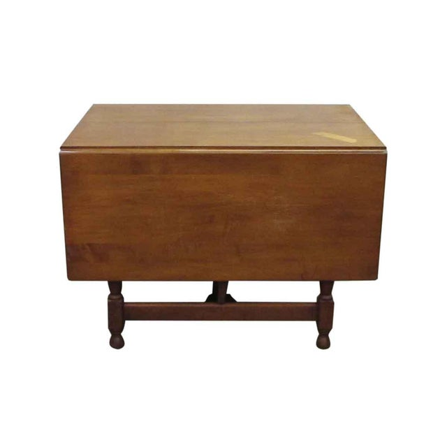 Up for sale is this turn of the century antique cherry extension table with gate legs. It is a stunning piece!