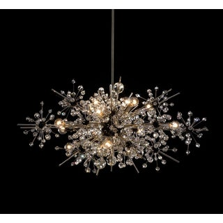 Lobmeyr Metropolitan Chandelier 16 Lights Preview