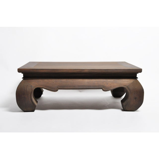 Contemporary Thai Lanna Coffee Table For Sale - Image 4 of 13