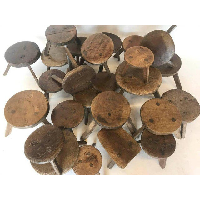 Mid 19th Century 19th Century Milking Stools For Sale - Image 5 of 7