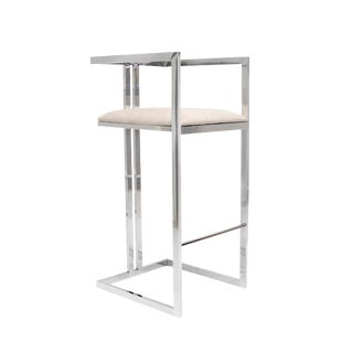 Pasargad Home Luxe Collection Bar Stool For Sale