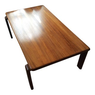 Gerald McCabe Mid-Century Coffee Table For Sale