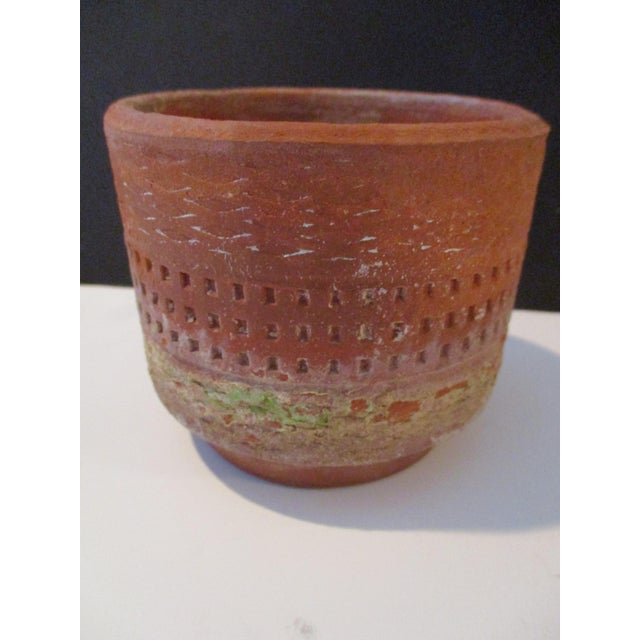 Mid-Century Italian Ceramic Pot - Image 3 of 7