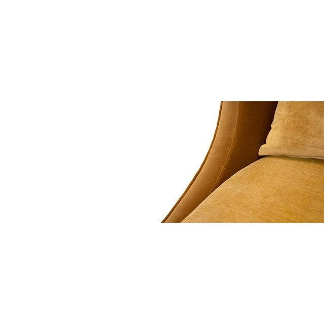 Copper Chignon Sofa From Covet Paris For Sale - Image 7 of 8