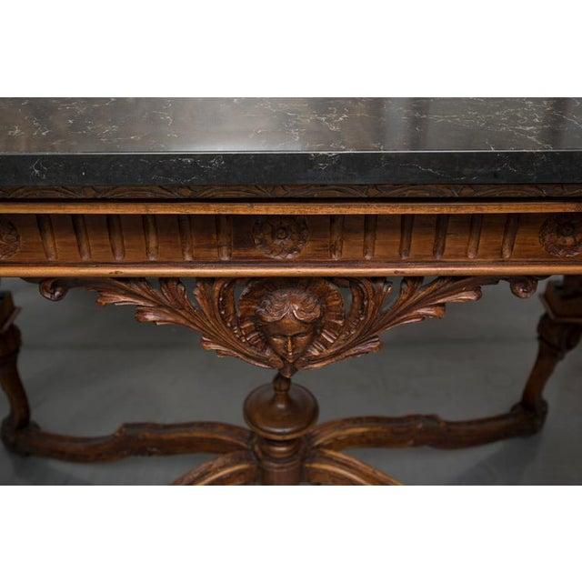 19th Century Italian Renaissance Revival Centre Table - Image 6 of 8