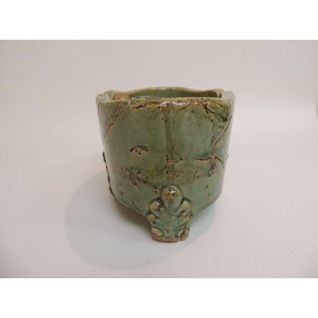 Vintage Chinese Ceramic Planter - Image 5 of 5