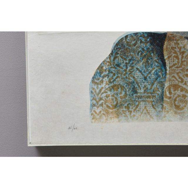 Alvar Sunol Munoz-Ramos, Untitled, Signed and Numbered, # 63/80, 1980 For Sale - Image 9 of 12