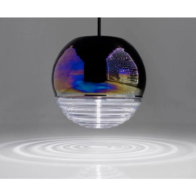 Tom Dixon Tom Dixon Flask Ball Pendant in Oil For Sale - Image 4 of 6