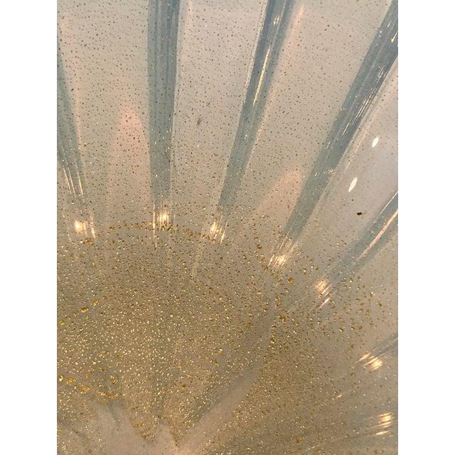 Murano Opaline Murano Bowl For Sale - Image 4 of 6