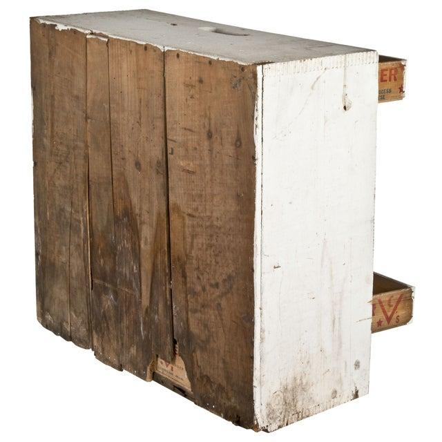 Handmade 28-Drawer Cheese Box Cabinet - Image 3 of 4