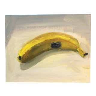 Original Banana Still Life Contemporary Painting