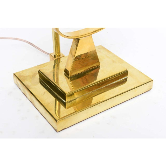 Willy Daro Table Lamp For Sale - Image 9 of 10