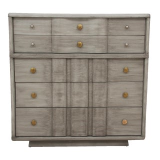 Kent Coffey Mid Century Upright Dresser