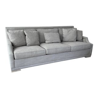Clive Daniel Down Filled Sofa For Sale