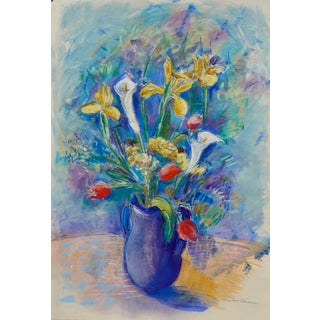 Contemporary Drawing, Bouquet For Sale