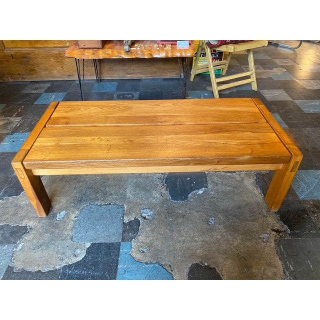 1950s French Coffee Table From Lyon For Sale - Image 13 of 13