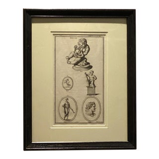 Life of Hercules Print Circa Early 20th Century For Sale