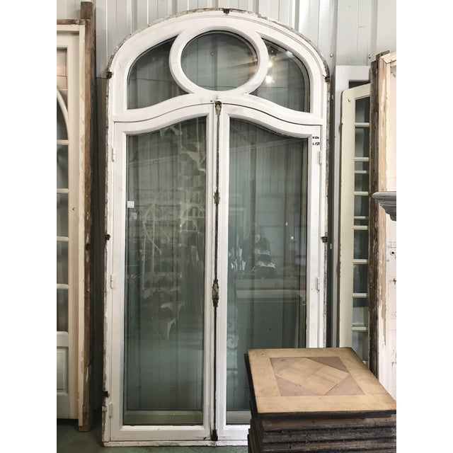Pair of French doors from a chateau in France, (two pairs available). - Antique French Chateau Doors - A Pair Chairish