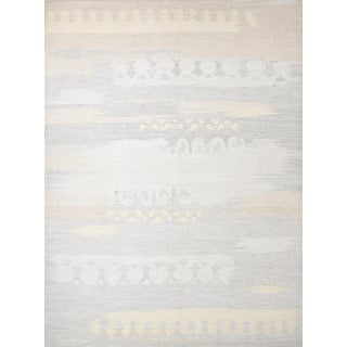 Schumacher Pernilla Hand-Woven Area Rug, Patterson Flynn Martin For Sale
