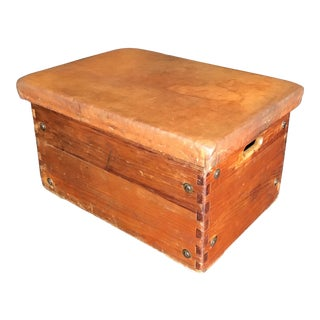 Leather German Gymnastic Box