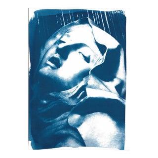 "Bernini's ""Ecstasy of Saint Teresa"" Cyanotype Print For Sale"