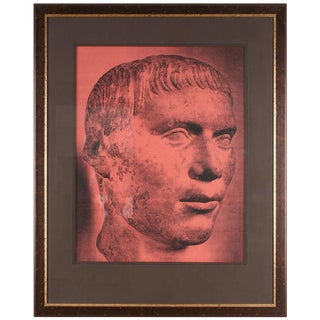 Original Xerography Print of Busts From Antiquity VI For Sale