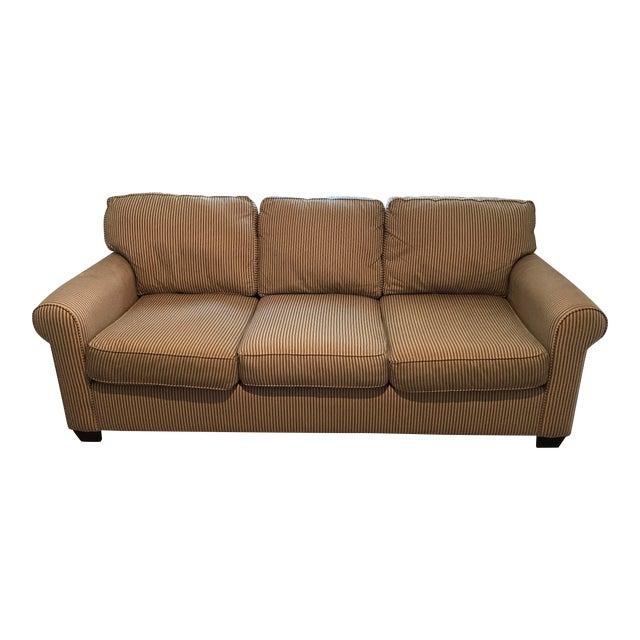 Pottery Barn Upholstered Sofa - Image 1 of 4