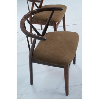 Kjaernulf for Hansen Hoop Back Chairs - A Pair Preview