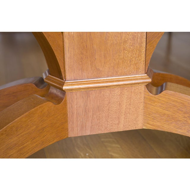 9-Piece Holly Hunt-Style Dining Set - Image 11 of 11