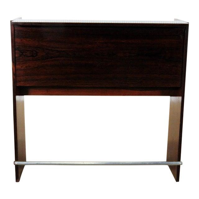 Danish Rosewood Dry Bar For Sale