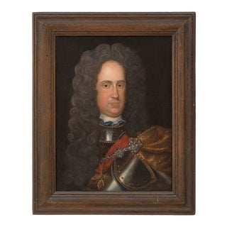18th Century Continental School Portrait of King Charles III of Spain For Sale