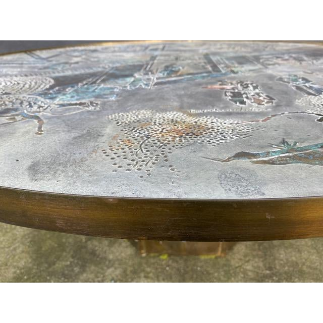 "1960"" Chinoiserie Phillip and Kelvin Laverne Chan Coffee Table For Sale - Image 11 of 13"
