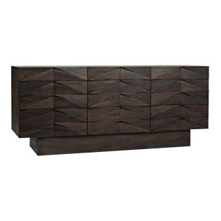 Drake Sideboard, Ebony Walnut For Sale