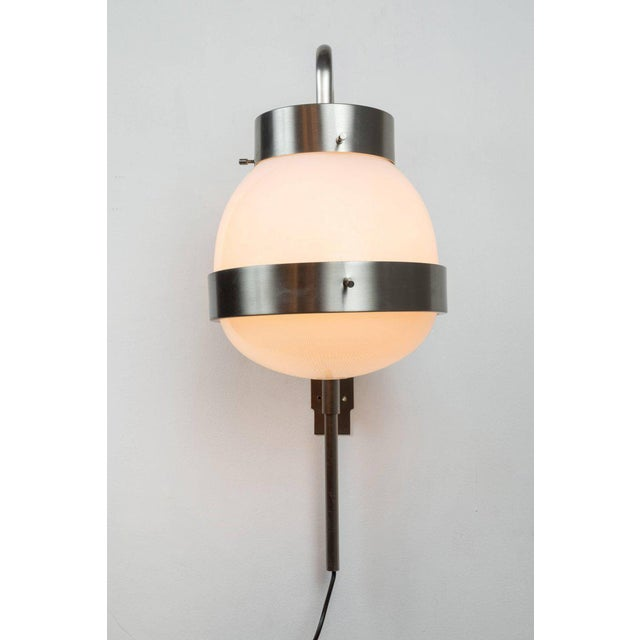 1960s Sergio Mazza 'Delta' Wall Lights for Artemide - a Pair For Sale In Los Angeles - Image 6 of 10