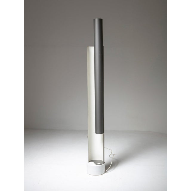 Modern Rare Floor Lamp by Pia Guidetti Crippa for Lumi For Sale - Image 3 of 8