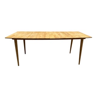 Leslie Diamond for Conant Ball Dining Table For Sale
