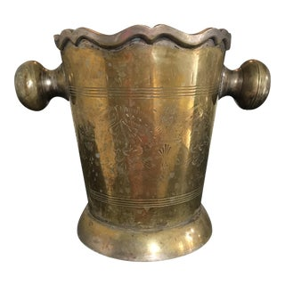 Antique Ice Bucket