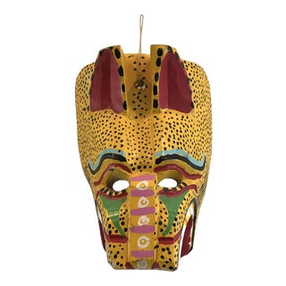 Guatemalan Animal Mask For Sale