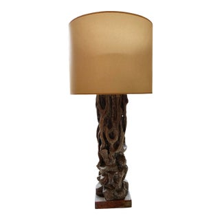 1950s James Mont Lamp For Sale