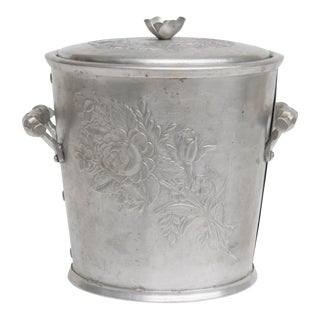 Art Nouveau Style Champagne Bucket For Sale