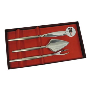 Vintage Cheese Serving Set