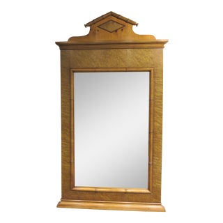 Baker Mirror For Sale